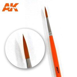 AK Interactive AK Interactive - Fine long weathering brush - Weathering Pinsel fein, lang