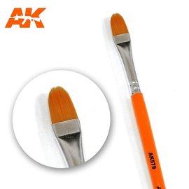 AK Interactive AK Interactive - Weathering brush rounded - Weathering Pinsel abgerundet