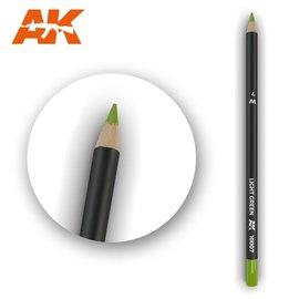 AK Interactive AK Interactive - Weathering Pencil Light Green
