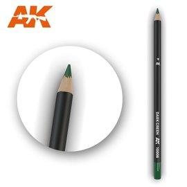 AK Interactive AK Interactive - Weathering Pencil Dark Green