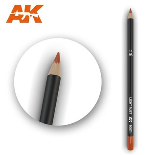 AK Interactive Weathering Pencil Light Rust