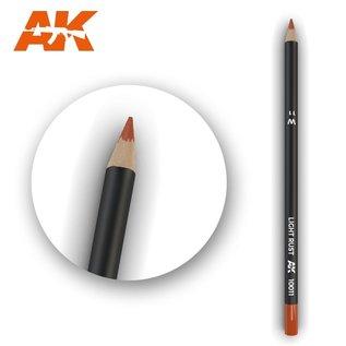 AK Interactive Weathering Pencil Light Rust