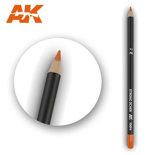 AK Interactive Weathering Pencil Strong Ocher