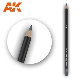 AK Interactive Weathering Pencil Dark Grey