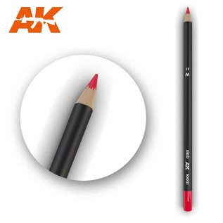 AK Interactive Weathering Pencil Red