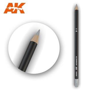 AK Interactive Weathering Pencil Aluminum