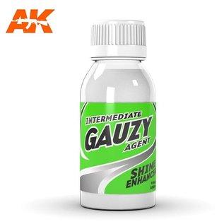 AK Interactive Intermediate Gauzy Shine Enhancer - Glanzverbesserer /Schutzüberzug für alle Oberflächen