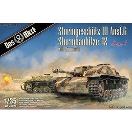 Das Werk Das Werk - Sd.Kfz. 142 StuG III Ausf. G Sturmhaubitze 42 - 1:35