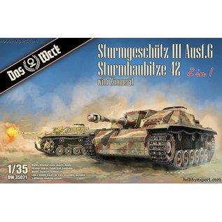 Das Werk Sd.Kfz. 142 StuG III Ausf. G Sturmhaubitze 42 - 1:35