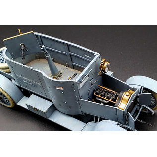 Copper State Models Minerva Armoured car - 1:35