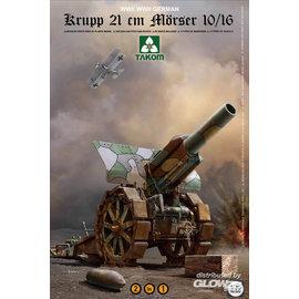 TAKOM TAKOM - Krupp 21 cm Mörser 10/16 - 1:35