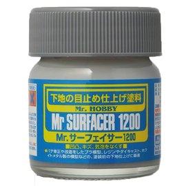 Mr. Hobby Mr. Hobby - Mr. Surfacer 1200 - Flüssigspachtel / Spritzfüller
