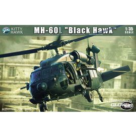 "Kitty Hawk Kitty Hawk - Sikorsky MH-60L ""Black Hawk"" - 1:35"