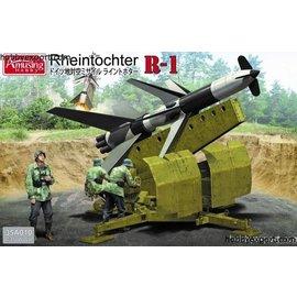 Amusing Hobby Amusing Hobby - Rheintochter R1 - 1:35