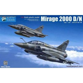 Kitty Hawk Kitty Hawk - Dassault Mirage 2000 D - 1:32