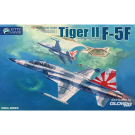"Kitty Hawk Kitty Hawk - Northrop F-5F ""Tiger II"" - 1:32"
