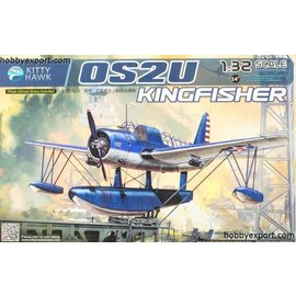Kitty Hawk Kitty Hawk - Vought OS2U Kingfisher - 1:32