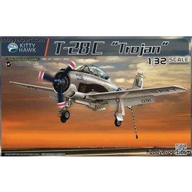 Kitty Hawk Kitty Hawk - North American T-28C Trojan - 1:32