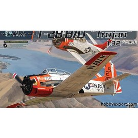 Kitty Hawk Kitty Hawk - North American T-28D Trojan - 1:32
