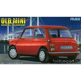 Fujimi Fujimi - Rover (Old) Mini Mayfair 1,3i - 25th Anniversary - 1:24