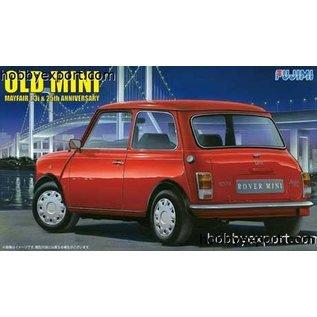 Fujimi Rover (Old) Mini Mayfair 1,3i - 25th Anniversary - 1:24