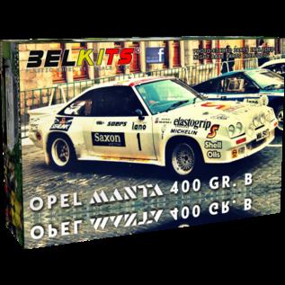 Belkits Opel Manta 400 Gruppe B - 1:24