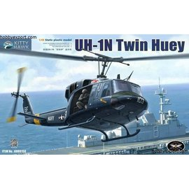 "Kitty Hawk Kitty Hawk - Bell UH-1N ""Twin Huey"" - 1:48"