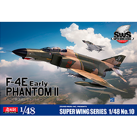 "Zoukei-Mura Zoukei-Mura - McDonnell Douglas F-4E Phantom II early ""Betty Lou"" - 1:48"