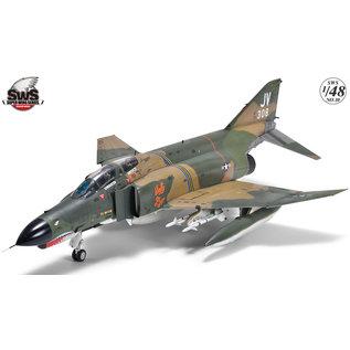 "Zoukei-Mura McDonnell Douglas F-4E Phantom II early ""Betty Lou"" - 1:48"