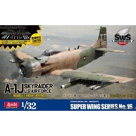Zoukei-Mura Zoukei-Mura - Douglas A-1J Skyraider USAF - Limited Edition - 1:32