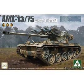 TAKOM TAKOM - AMX-13/75 w/ SS-11 ATGM - 1:35