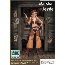 Master Box Master Box - Marshal Jessie - 1:24