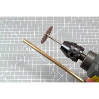 AK Interactive Brass Pipes 0,3mm - Messing-Stab 0,3mm