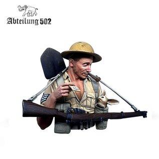 Abteilung 502 The Desert Fox - British 8th Army (North Africa 1941 - 1943) - 1:10
