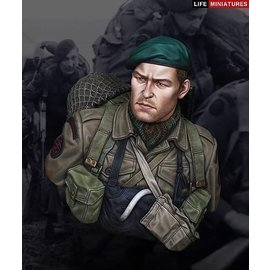 Life Miniatures Life Miniatures - WWII British Commando on D-Day, June 1944 - 1:10