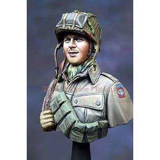 "Alpine Miniatures 82nd Airborne ""All American"" - 1:16"