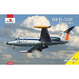 Amodel Amodel - HFB-320 Hansa Jet - Flugbereitschaft BMVg - 1:72