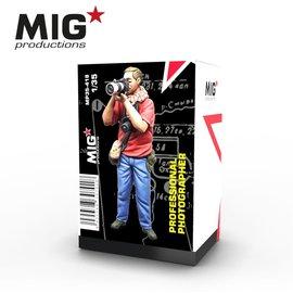 MIG MIG -  Professional photographer - 1:35