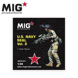 MIG MIG -  U.S. Navy Seal Vol. 2 - 1:35