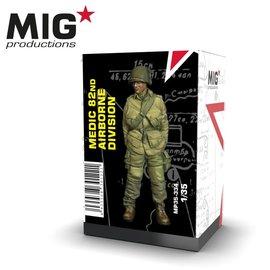 MIG MIG -  Medic 82nd Airborne - 1:35