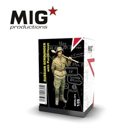 MIG MIG -  Russian Scrounger with Panzerfaust  - 1:35