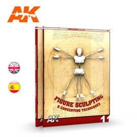 AK Interactive AK Interactive - AK Learning 11 - Figure Sculpting