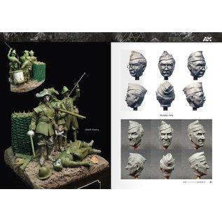 AK Interactive AK Learning 11 - Figure Sculpting