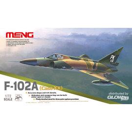 MENG MENG - Convair F-102A (Case XX) - 1:72