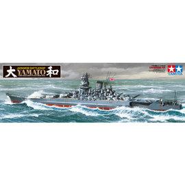 TAMIYA Tamiya - Jap. Schlachtschiff Yamato - 1:350