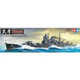 TAMIYA Tamiya - Jap. Schwerer Kreuzer Chikuma - 1:350