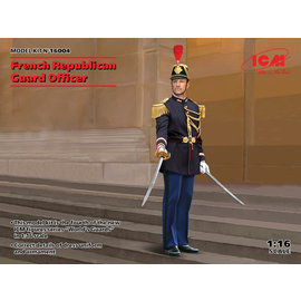 ICM ICM - French Republican Guard Officer - 1:16