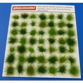 Plusmodel Plusmodel - Tufts of grass, green - Grasbüschel, grün - 1:35