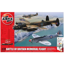Airfix Airfix - Battle of Britain Memorial Flight - 1:72
