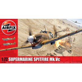 Airfix Airfix - Supermarine Spitfire Mk.Vc - 1:72